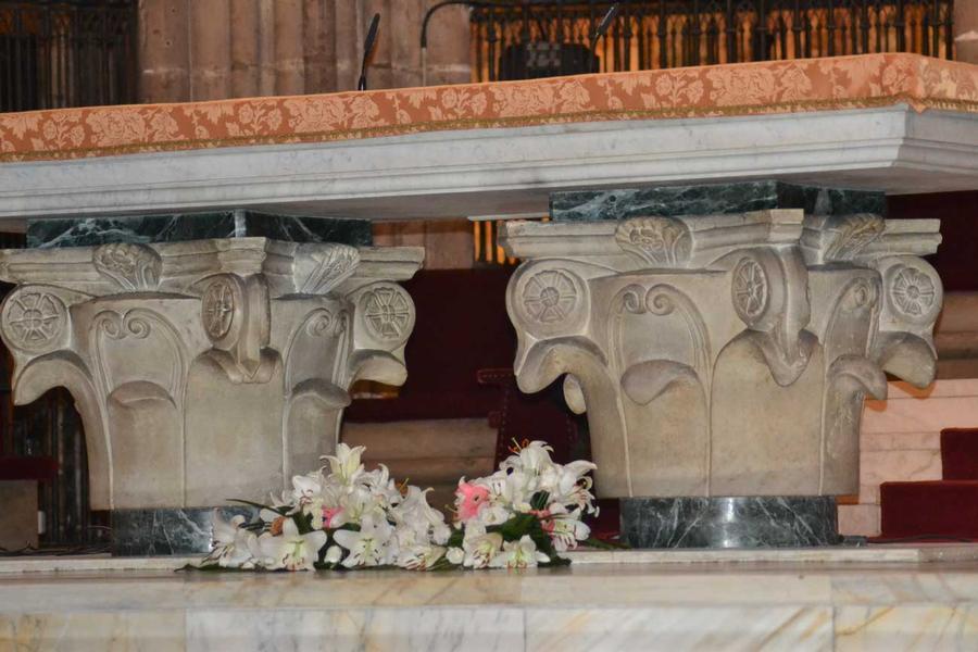 Basílica/Baptisteri/ Aula Episcopal època visigoda
