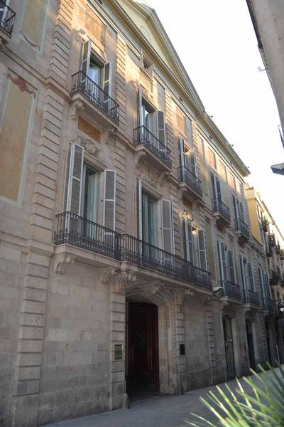 Palau Moja o dels Cartellà