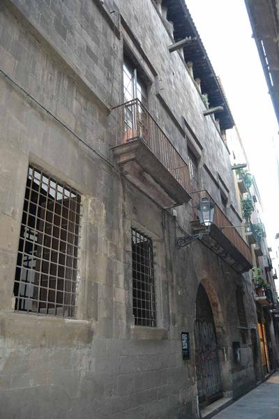 Casa Cervelló-Giudice