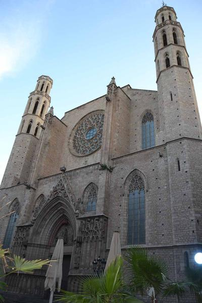 Església santa Maria del Mar