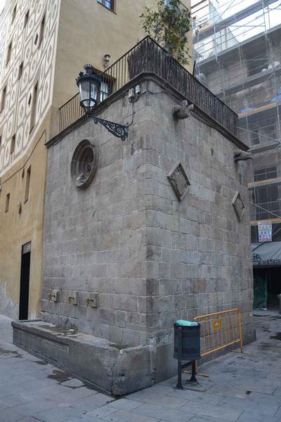 Font de santa Maria del Mar