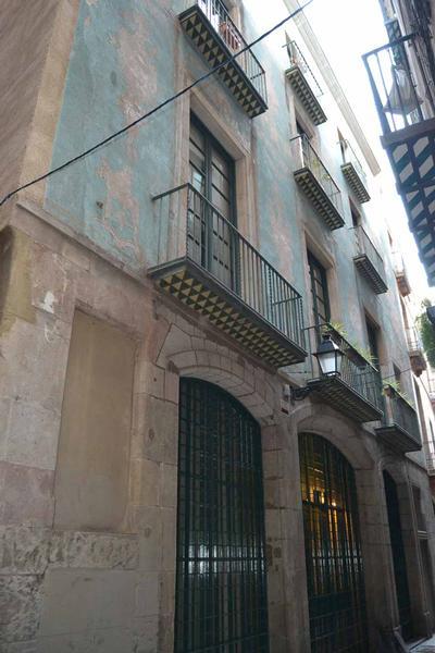 Casa família Ferran o Palau del Correu Vell