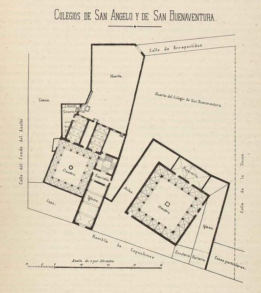 Col·legi-Convent de sant Bonaventura