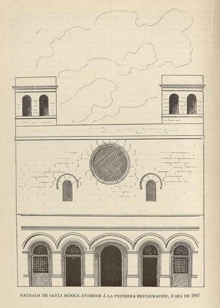 Convent de santa Mònica