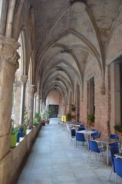 Convent sant Agustí Vell