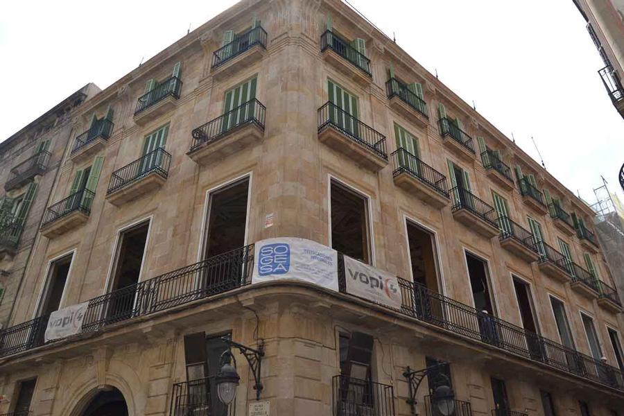 Casa Cornet o Palau Castell de Pons