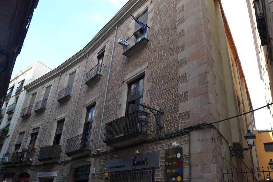 Casa Cortada o Palau Maldà