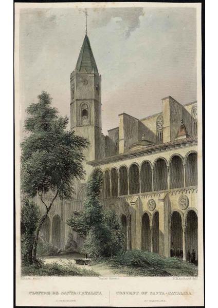 Convent de santa Caterina