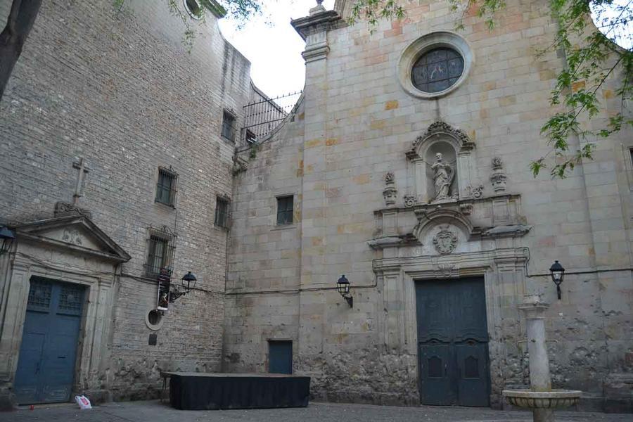 Església i Convent de sant Felip Neri